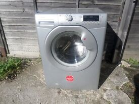 Hoover Washing Machine DYN8164DS 8Kg/1600 Spin (Silver)
