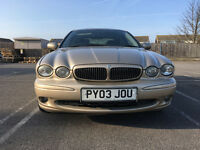 Jaguar X-Type 3.0 V6 Sport (AWD) 4dr£1,695 p/x welcome 2003 (03 reg), Saloon