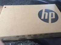 HP notebook brand new