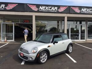 2012 MINI Cooper AUT0 LEATHER PANORAMIC ROOF 77K