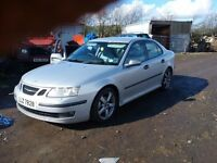 Saab 9-3 vector 2.2 tid breaking all parts available