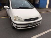 Ford Galaxy 2001 7 seater peple carrier