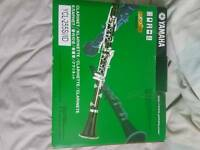 Yamaha ABS Resin Bb Clarinet