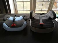 Booster seats £5 each
