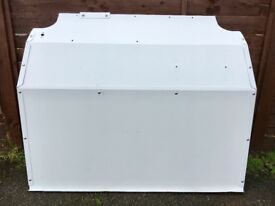 Bulkhead - Citroen Berlingo / Peugeot Partner - White - Very Good Condition - Security - Safety