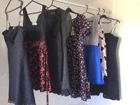 Selection of summer frocks/dresses