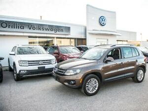 2015 Volkswagen Tiguan 4MOTION!! QUALITY, VERSATILITY AND AN SUV