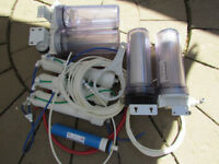 Water Filter Kit Fountain Filters Comes As Pictured