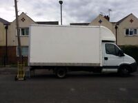 Best Price - Man with a Van - Large Luton - Removals Services