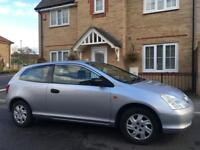 2003 Honda Civic 1.4 Drives Great Reliable Motor