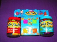 """Soft Stuff"" and cutters."