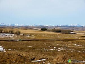 $499,000 - Residential Lot for sale in M.D. of Foothills