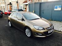 2012 12 REG VAUXHALL ASTRA ELITE 1.6 AUTO LIGHT DAMAGED REPAIRABLE SALVAGE AUTOMATIC