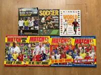 Match Annuals and Football Books