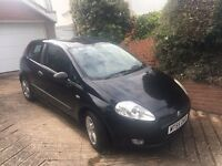 Fiat Grande Punto 2006 -1.4 L petrol , reliable car good condition for age