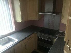 Fantastic two bedroom unfurnished flat located in a popular estate in North Shields