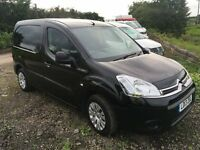 2013 BLACK BERLINGO ONLY 77K MILES 1 OWNER *FINANCE AVAILABLE*