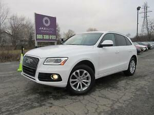 2013 Audi Q5 2.0L Premium REMOTE START WOW PANORAMIC ROOF AND M