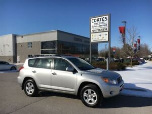 2007 Toyota RAV4 ~Super Low Kms~Clean Car Proof~