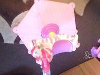 Zebra kids toy
