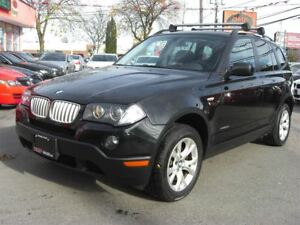 2009 BMW X3 xDrive30i *Panoramic Sunroof* AWD
