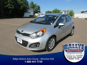 2012 Kia Rio LX! Heated! Bluetooth! Traction!