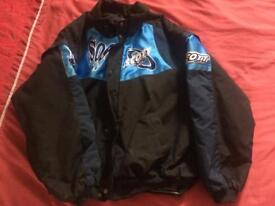 Scott leathers trials/motocross jacket