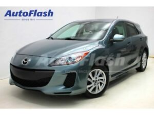 2013 Mazda Mazda3 GS Hatchback Sport *SkyActiv* Mags *Bluetooth