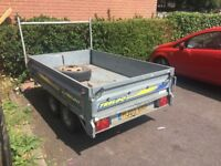 Trelgo car trailer