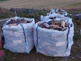 Softwood/Hardwood Firewood Logs