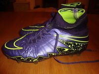 Nike Hypervenom sock boots size 5 Immaculate