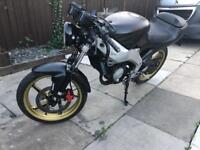 APRILLIA RS 50 12 months mot 2stroke road legal