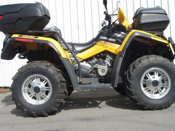 Used 2010 Can-Am Outlander 800 XT