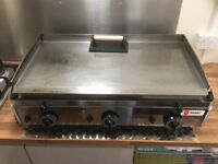Catering trailer HIGH spec and includes a £947 parry gas griddle that's almost new