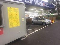Hand car wash.. staff needed