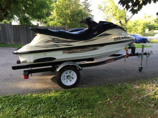 Used 2000 Yamaha Waverunner XLT 1200 (Limited Edition)