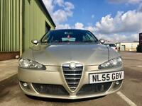 Alfa Romeo 147 Lusso 2005 1.6 16v 120 HP 2 owners 100.000 miles