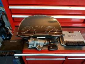 Mk1 skoda octavia 1.8 20v turbo 4x4 Clocks ecu keys another parts