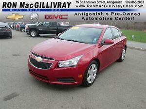 2014 Chevrolet Cruze Diesel..$120 Bi-Weekly..Winter Tires Includ