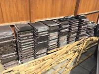 Roof tiles (used)