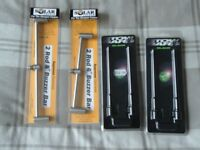 new solar buzzer bars and korda snag ears
