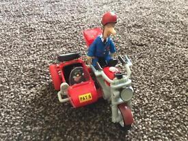 Postman pat bike