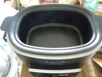 ninga oven in exlnt condition never used
