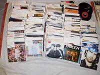 Vinyl Singles and LPs