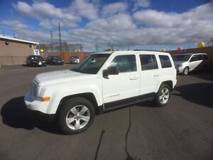 2011 JEEP PATRIOT NORTH 4X4- ALLOY WHEELS, CRUISE CONTROL, KEYLE Windsor Region Ontario image 10
