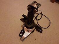 MAD CATZ Cyborg FLY 5 Flight Stick Joystick for PC