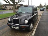 London Black Cab TX1 2000 Nissan 2.7 engine