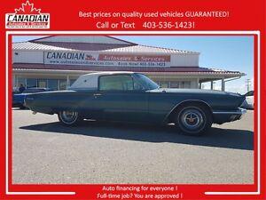 1966 Ford Thunderbird -
