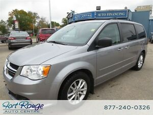 2013 Dodge Grand Caravan SXT PLUS - STOW N GO