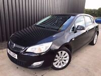 2010 Vauxhall Astra 1.4 i VVT 16v Exclusiv 5dr 2 Keys, Service History, Finance Available, Full MOT